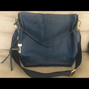 Fossil maya small hobo bag